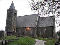 Llanddeusant church, Anglesey