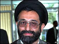Iran's Interior Minister Abdolvahed Mussavi-Lari