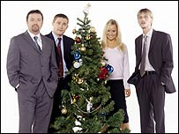 The Office at Christmas
