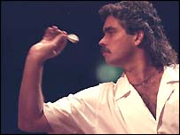 Steve Beaton - aka The Bronze Adonis