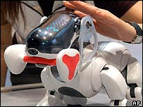 Sony Aibo robot, AP