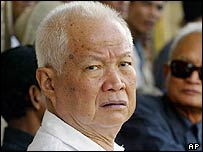 Khieu Samphan