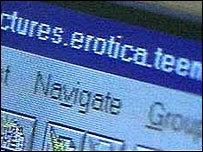 Computer screen