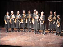 Rustavi choir