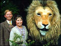 BBC adaptation of the Lion, Witch and Wardrobe