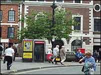 Mardol Head, Shrewsbury