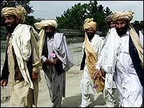 Loya Jirga delegates