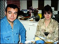 Nail and his wife Lyuda