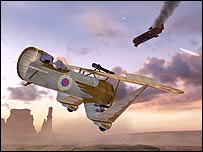 Screenshot of Crimson Skies
