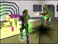 Screenshot of PlanetSide