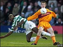 David Clarkson and Bobo Balde