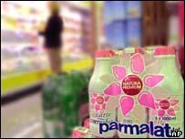 Parmalat products