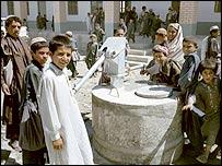 Tearfund project near Kandahar
