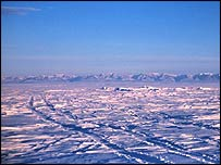 Arctic plain   NOAA