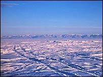 Arctic plain   NOAA