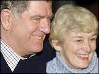 Mr Henderson's parents
