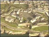 The Royal Citadel at Plymouth