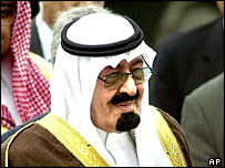Saudi king