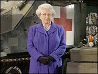 The Queen delivers her Christmas message