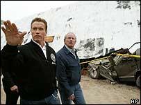 Governor of California, Arnold Schwarzenegger