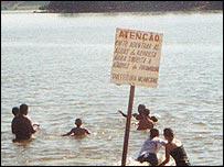 Bathers, Sazima