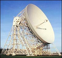 Lovell Telescope, Esa