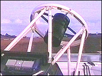 Telescope in Hawaii