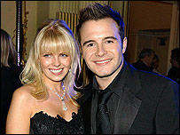 Gillian Walsh and Shane Filan