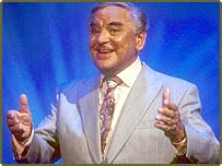 Bob Monkhouse, 75, had cancer for two-and-a-half years