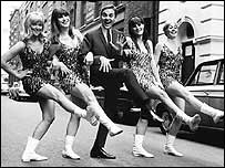 Bob Monkhouse in 1967