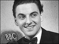 Bob Monkhouse in his early days