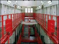 Saughton prison