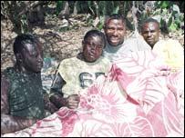 Nigerian migrants