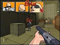 Screenshot from XIII