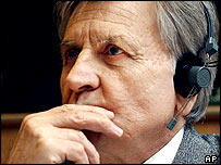 European Central Bank head Jean-Claude Trichet