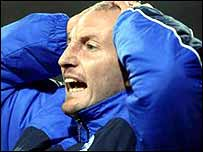 QPR manager Ian Holloway