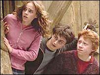 Harry Potter stars