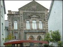 Museum of Modern Art in Machynlleth