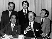 Nicholas Parsons on Just A Minute