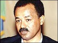 Eritrean President Isaias Afewerki