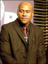 Rugby legend Jonah Lomu has battled to overcome severe health problems