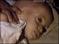 Ethiopian baby