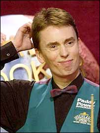 Former snooker world champion Ken Doherty's never-say-die attitude lit up the World Championships