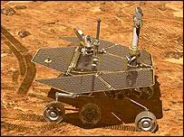 Mars rover, Nasa