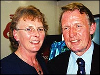 Linda and Roger Pearce