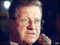 UN envoy to the Horn, Lloyd Axworthy
