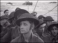 D-Day landings