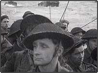 D-Day troops