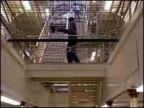 Prison interior - generic