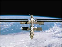 International Space Station (AP)